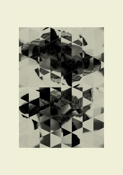 Franziska Holstein, o. T. (H 11-11), 2011, 61 x 43 cm, Handoffsetdruck, ED 10