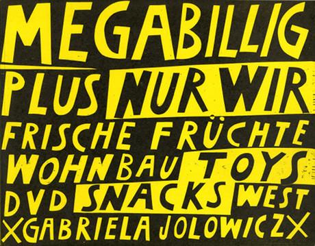 Gabriela Jolowicz - Megabillig