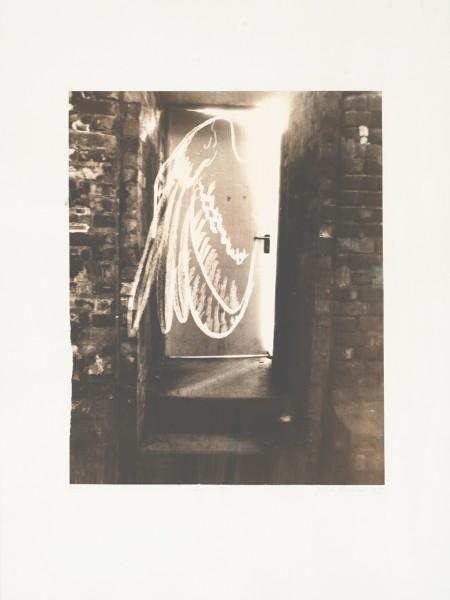 Maria Ondrej, Atelier II,76 x 56 cm, 2013, Vierfarb Photogravure, Auflage 2+1 e. a.