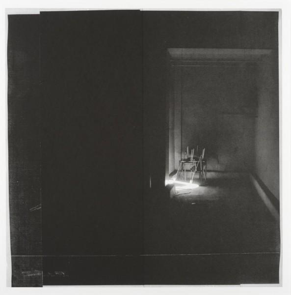 Cindy Schmiedichen, o.T., 2012, edition of 8, cliché-verre format- 50,9 x 50,8 cm (unframed)