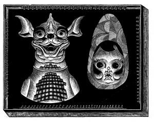 Stefanie Schilling, o.T., 2011, 35x26 cm, Auflage 11