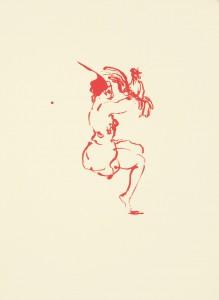 Anija Seedler, Animateur 4, 2012, Siebdruck