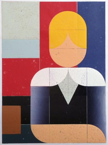 Benjamin Badock, Aufstellung - Bar, 2014, Hochdruck