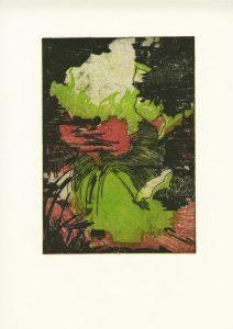 Maps 2, 2013, 53x38,5 cm, Farbradierung