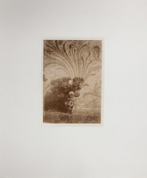 Inga Kerber, untitled, 2016, 17x12cm, Photogravure