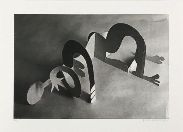 Christoph Ruckhäberle, untitled, 2018, 50x70cm, Photogravure
